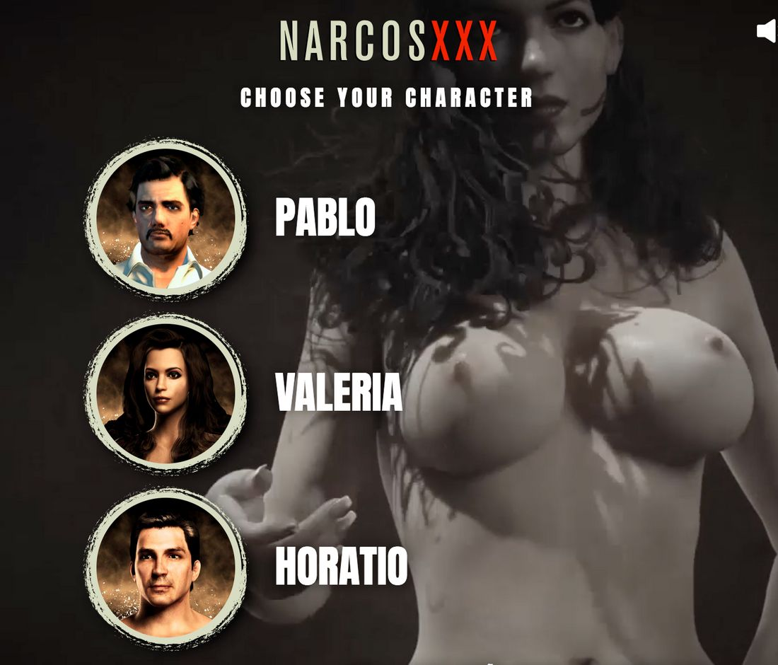 Porn Games Sites - NarcosXXX